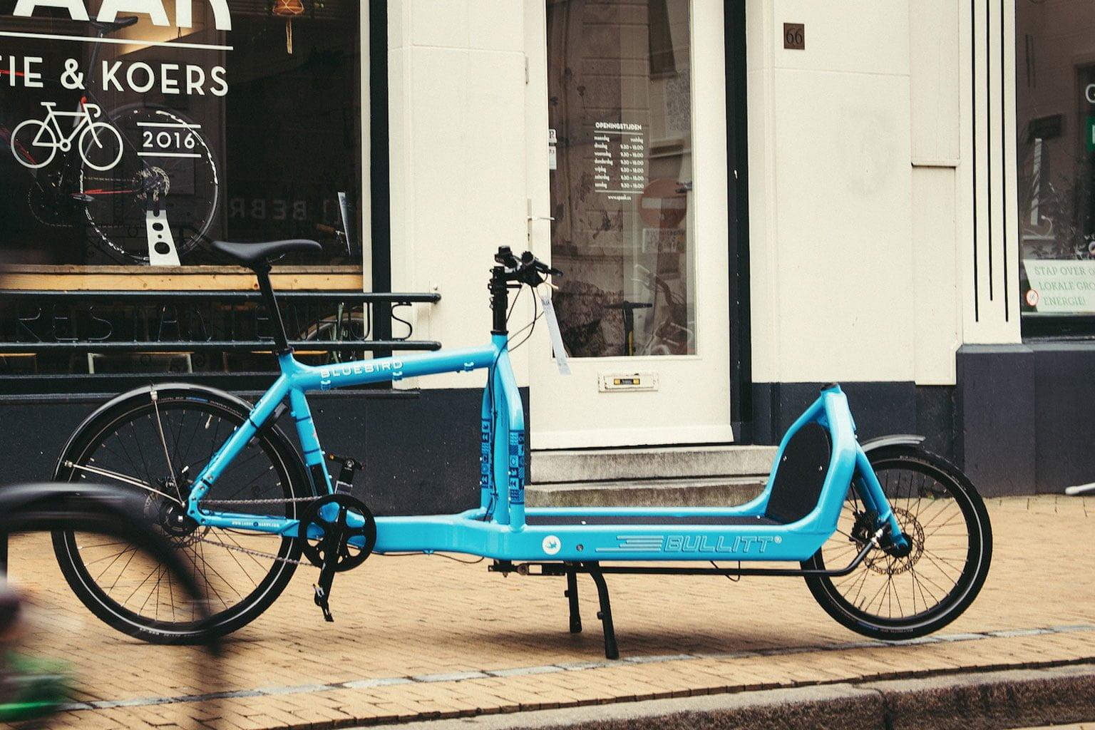 (Stads)bakfietsen en cargobikes