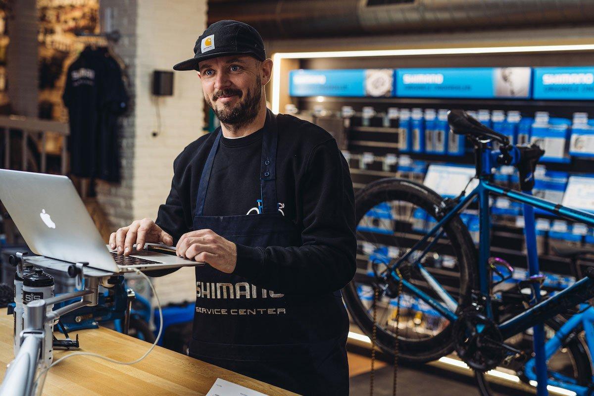 Haal- en brengservice van je fiets